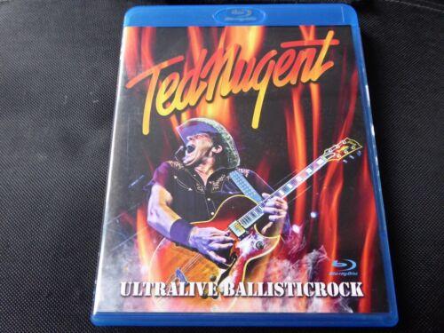 1 of 1 - Ted Nugent - Ultralive Ballisticrock (Blu-ray 2013) DAMN YANKEES THE AMBOY DUKES