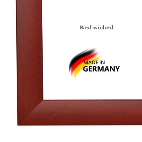 Cadre photo galerie 22 couleurs 18x26 à 18x36 pouces cadre blanc mur arrière nouveau
