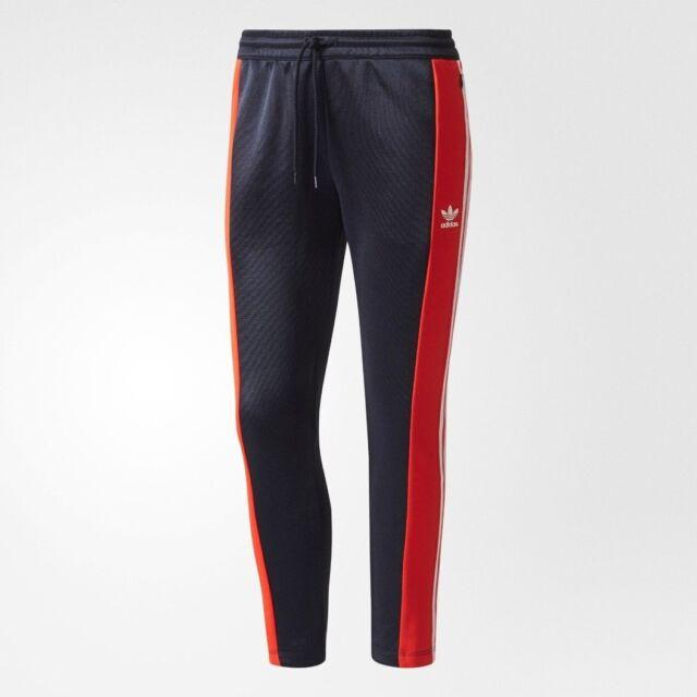 Adidas Originals Women's OSAKA AR TRACK PANTS Legend InkRed BQ5753 b