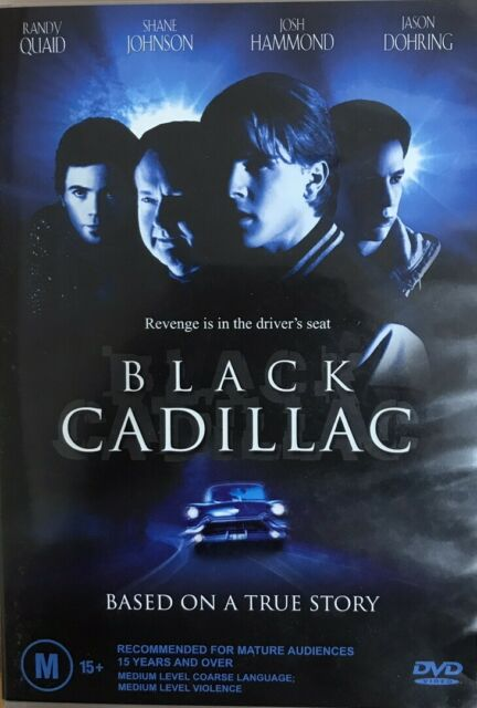 Black Cadillac : Based On A True Story : NEW DVD * RARE OOP * FREE EXPRESS POST*