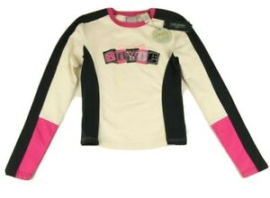 Enyce-Womens-Spell-Out-Long-Sleeve-Shirt-S-2000s-Y2K-Hip-Hop-Skate-Top-Small