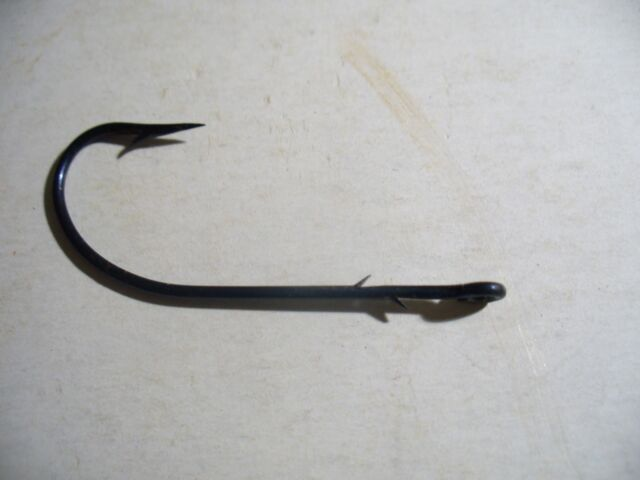 New Mustad 92661 Baitholder Fish Hooks  Size 8 Bronze
