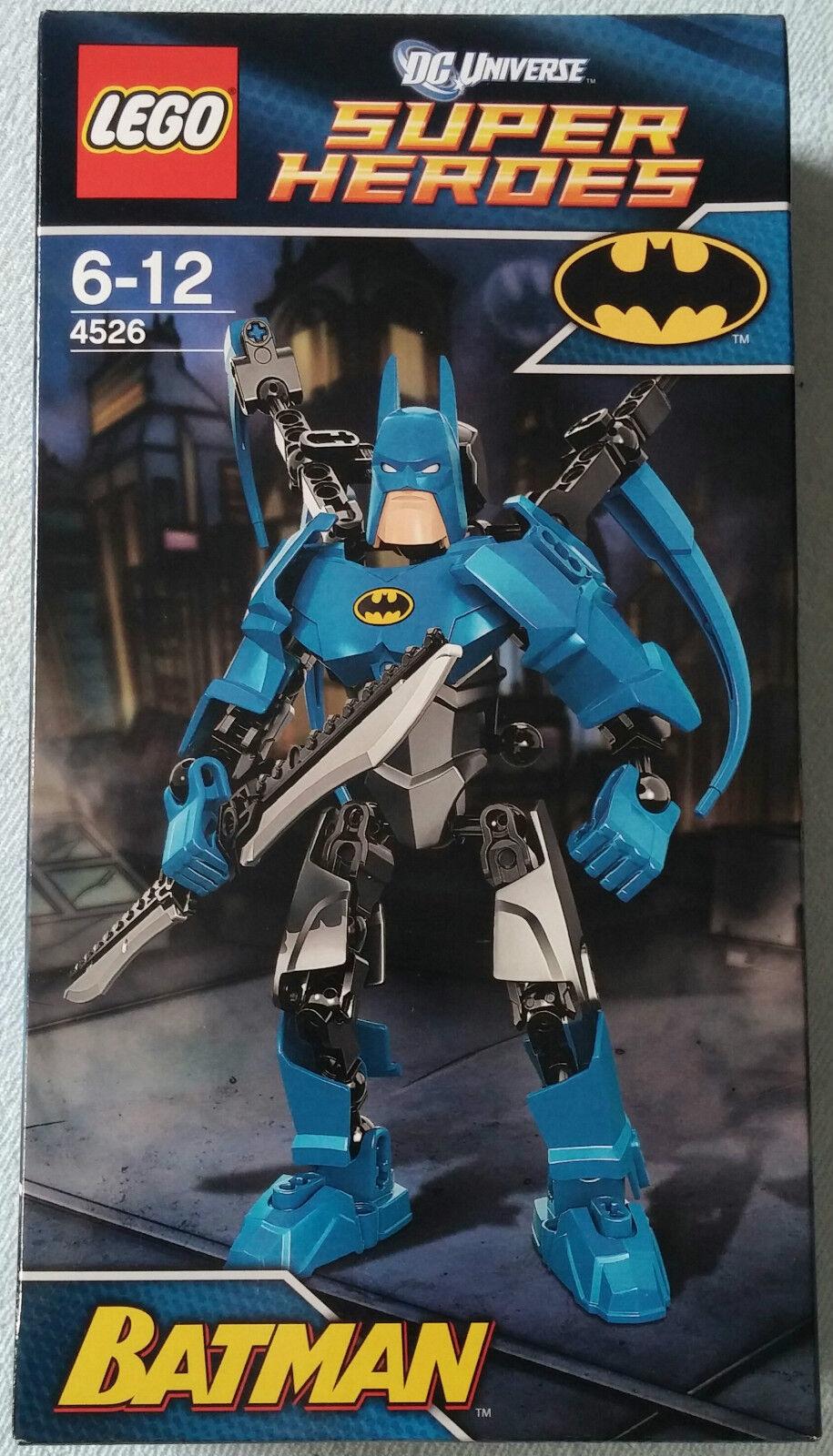 LEGO ® DC SUPER HEROES 4526 Batman ™ ultrabuild FIGURE NUOVO & OVP NEW SEALED