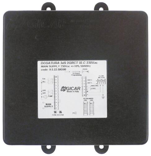 Brasilia Elektronikbox 3D5 2GRCT XLC für Maior, Maior-OR, Maior-Plus 230V