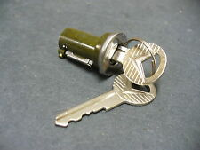 Ford trunk lock cylinder and keys Falcon Fairlane Galaxie