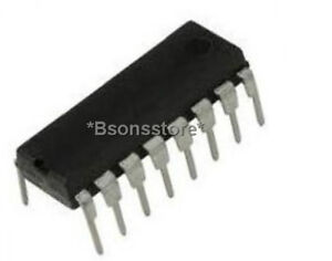 nsc DIP 14 dual differential line drivers Sn75183n IC