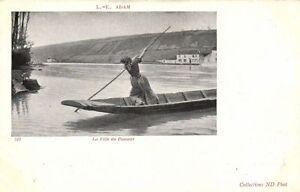 Cpa L.-e. Adam - La Fille Du Passeur (307708) Yywke3yr-07215709-495252616