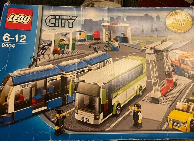 LEGO City Passenger Transport 8404 -Rare