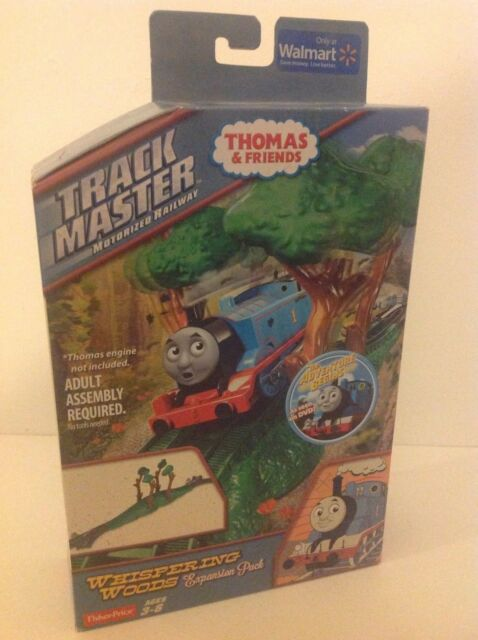 Thomas Trackmaster Whispering Woods Expansion Pack Brand New Boxed