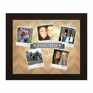 best friend gift birthday collage photo personalised photo print