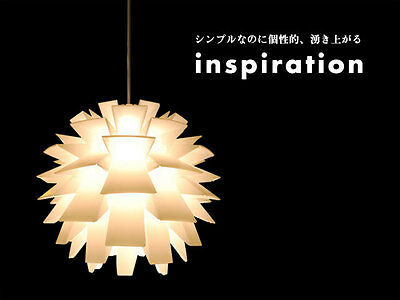 New modern white pendant light JKC106  art decor contemporary design  dinning
