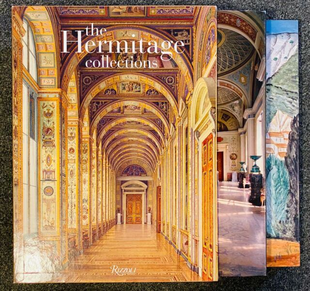 The Hermitage Collections From the Age of Enlightenment to the Present Day Volume I Treasures of World Art; Volume II