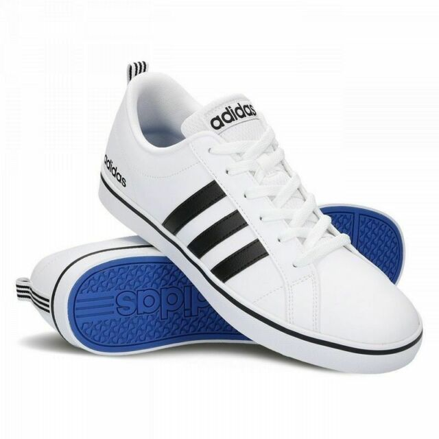 Mens Aw4594 Black Pace Neo Size 11 Vs Shoes White Blue Adidas thQsrdC