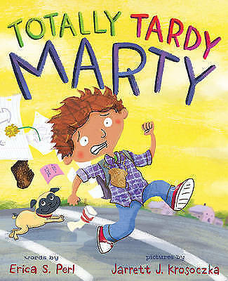 1 of 1 - Totally Tardy Marty