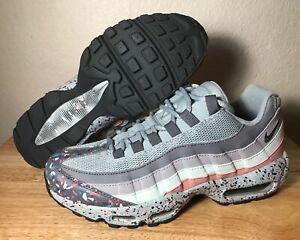 Shoes Pumice Womens Air Confetti Nike Max Se Pink Running Grey Sz 95 lcK1JF