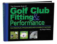 Golf Club Fitting And Performance Book