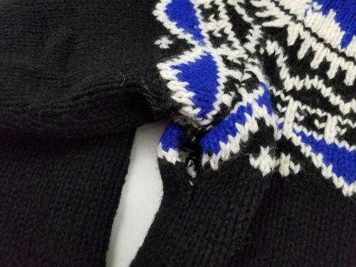 da Knit Polo Large Lauren Girocollo Men's Rl Vtg uomo Ralph Pullover 90s Sweater OtpwUzq