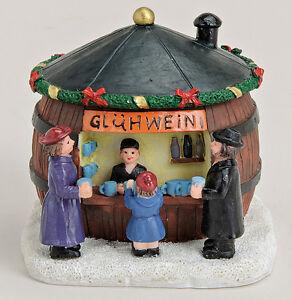 Weihnachtsdeko Weihnachtsdorf.Weihnachts Marktstand Glühweinstand 55339w Weihnachtsdeko