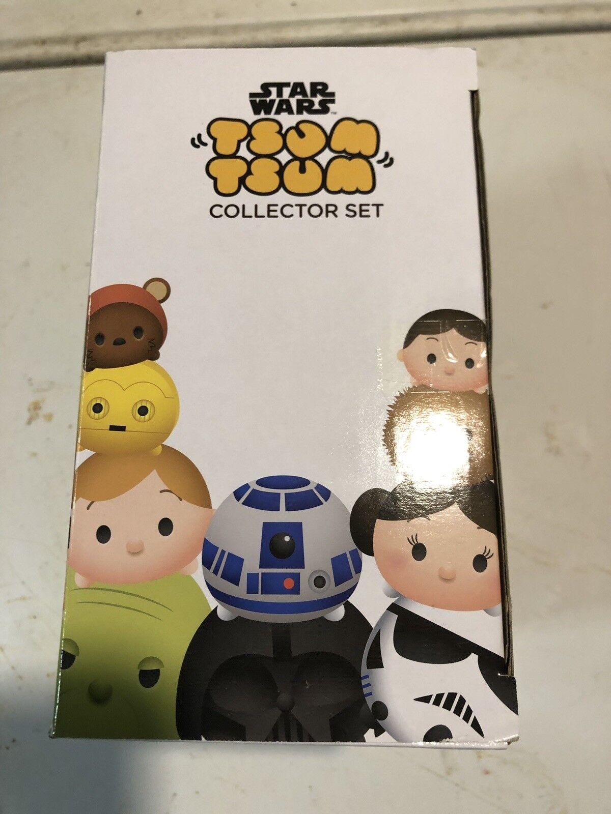 Star Wars Wars Wars Tsum Tsum Collector Set b401f6