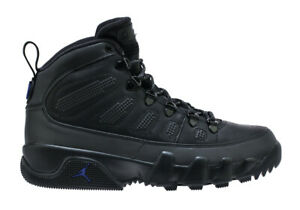 3ff4f7763a8a7e Nike Air Jordan Retro 9 NRG Boot BLACK CONCORD SPACE JAM WINTER ...