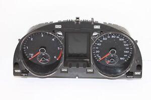 6048-VW-Passat-Cc-2011-Rhd-Gruppo-Strumenti-Tachimetro-3C8920970S