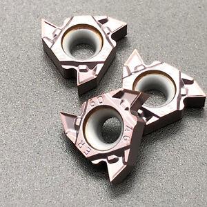 10pcs-16ER-AG60-MMT16ER-AG60-S-VP15TF-Thread-INSERT-16ER-AG60-Carbide-blade