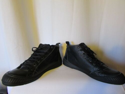 Montantes 46 Pointure Cuir Pataugas Chaussures Noir FCYw4Zq