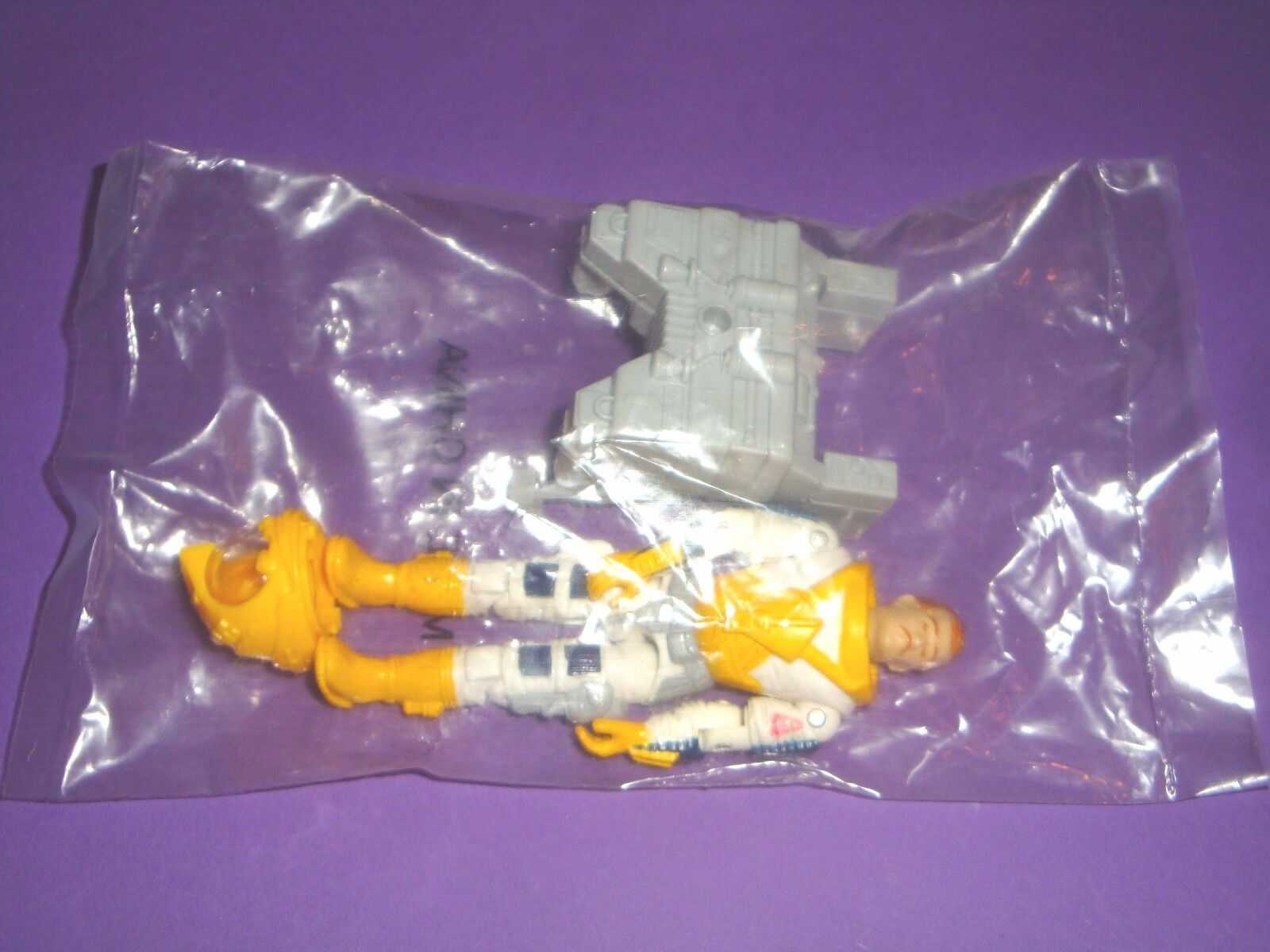 1989 Payload V.2 - GIJOE Figure - Astronaut - 100% Sealed New