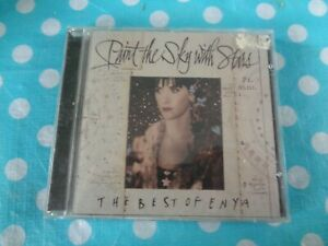 Enya-Paint-the-Sky-With-Stars-THE-BEST-of-ENYA-CD-2002-FREE-P-amp-P