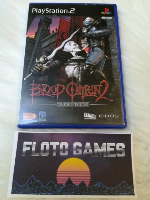 Jeu Blood Omen 2 pour Sony Playstation 2 PS2 PAL Complet CIB - Floto Games