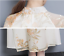 Women-039-s-Chinese-Style-Slim-3-4-Sleeve-Floral-Retro-Long-Qipao-Cheongsam-Dress-US thumbnail 9
