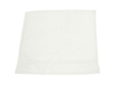 100/% coton égyptien 600gsm Doux De Luxe Serviette-Blanc