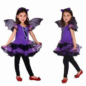m dchen kinder kost m fasching halloween vampir cosplay. Black Bedroom Furniture Sets. Home Design Ideas