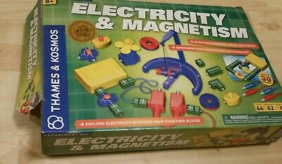 Thames /& Kosmos Electricity and Magnetism 620417