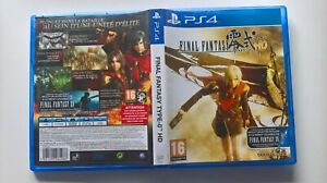 FINAL FANTASY TYPE-0 HD occasion ps4 fr