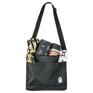 Image Is Loading A Bathing Ape Bape Shoulder Bag Messenger Bag
