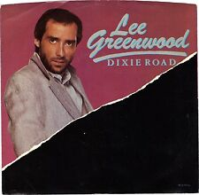 GREENWOOD, Lee  (Dixie Road)  MCA 52564 = PICTURE SLEEVE ONLY!!!