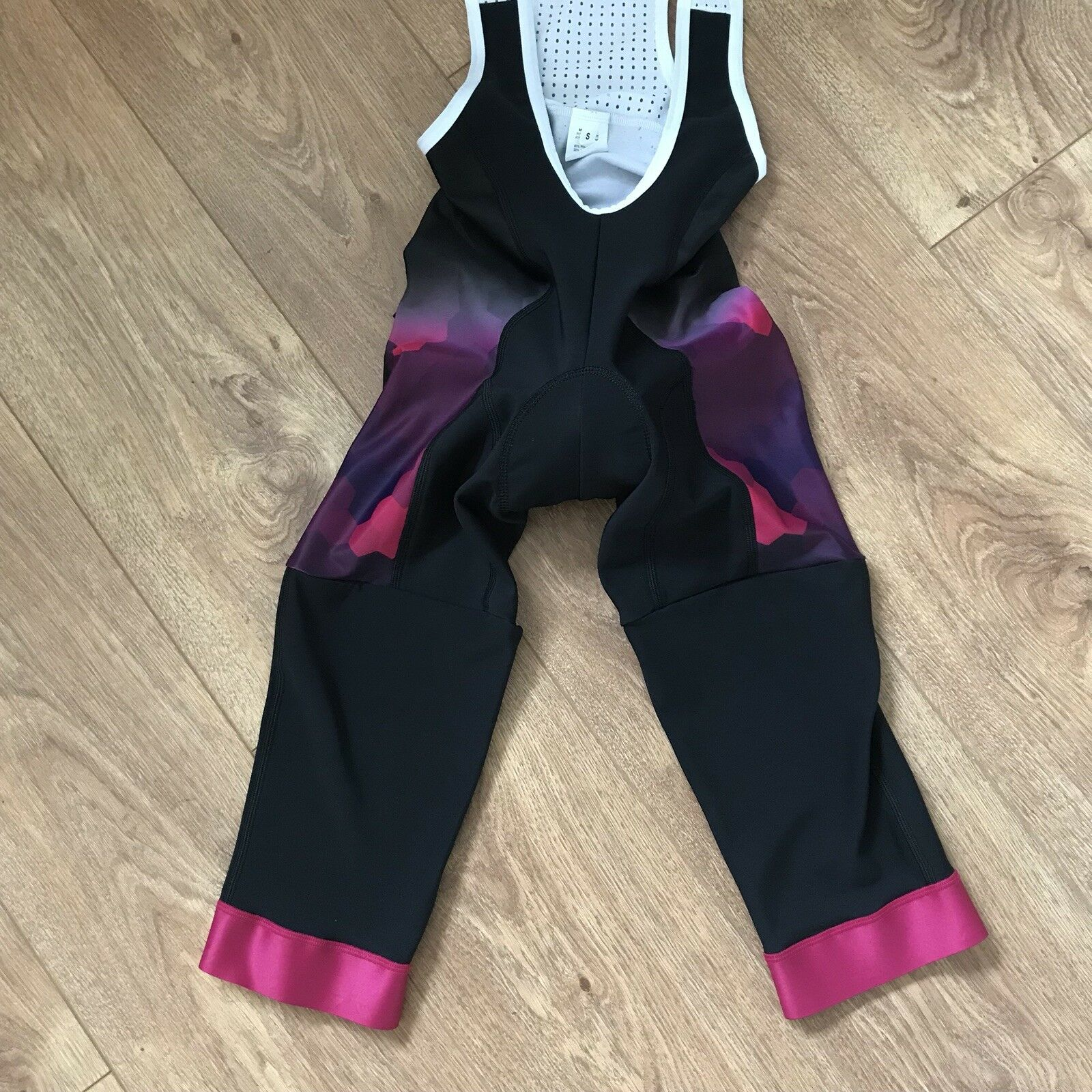 Cadenza Velo Ladies  3 4 Bib Shorts Padded Road Race XC Cycle RRP  99 Sale  high-quality merchandise and convenient, honest service