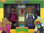 """miniature 1 - NECA Teenage Mutant Ninja Turtles 7"""" Figure - Splinter vs. Baxter 2 Pack Figures"""