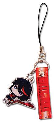 *NEW* Kill la Kill: Chibi Ryuko & Scissor Blade w/ Strap Cell Phone Charm by GE