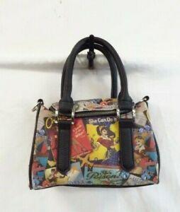 art Heldinnen handtasche Dc Pop Bsewichte Comics qw5fvI