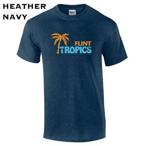 155 Flint Tropics Hoodie new hip funny basketball jersey costume semi movie pro