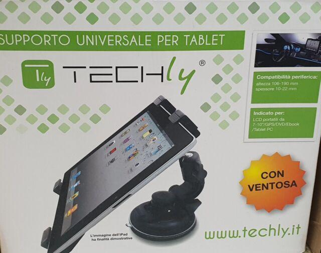 TECHLY Universalhalterung für Tablet