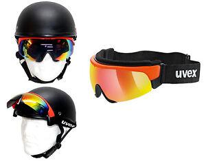 uvex-Cross-shield-II-pro-Brille-Bike-Motorrad-Helm-Sonnenbrille-bike
