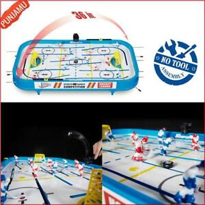 Family Home Game Room MD Sports Tabletop Rod Hockey Game Indoor Kids Adult Sport