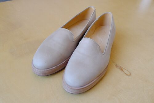DIEPPA RESTREPO Dandy texturedleather slip on US 9,5 UK 8 NEW