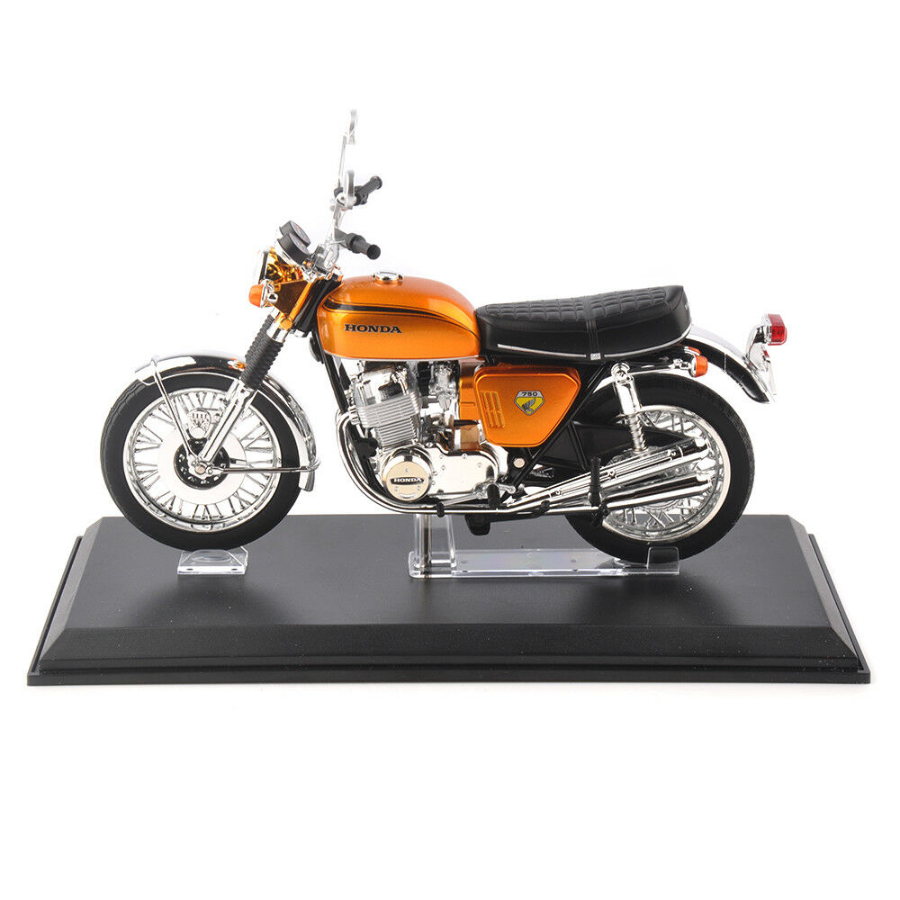 Honda DREAM CB750 FOUR 1 12 Motorcycle Diecast Model Kids Kids Gifts Toys