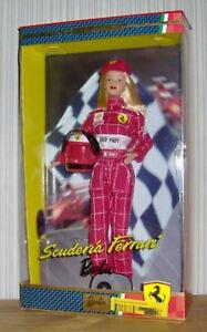 2000 Scuderia Ferrari Barbie Collector Edition Doll - France - État : Neuf: Objet neuf et intact, n'ayant jamais servi, non ouvert. Consulter l'annonce du vendeur pour avoir plus de détails. ... Bundle Listing: No Produit étranger: Non Ere/ Année: 2000 Type: Woman Doll Doll Gender: Girl Doll Collection:  - France