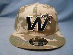 New-Era-9Fifty-Washington-Wizards-Combo-Camo-Snapback-BRAND-NEW-hat-cap-NBA