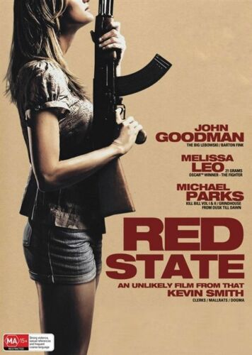 1 of 1 - Red State DVD GRYPH